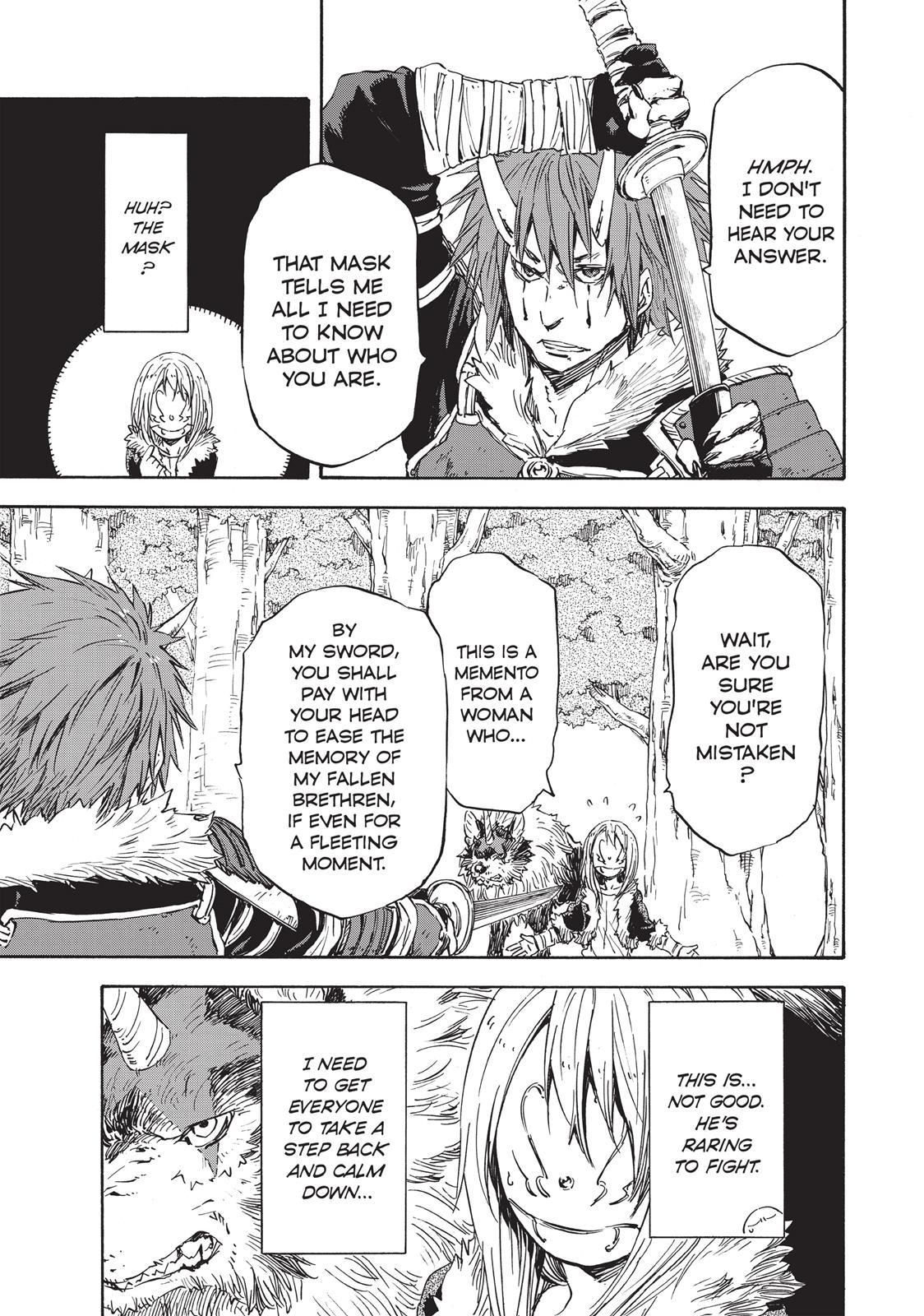 Tensei shitara Slime Datta Ken, Chapter 13 image 009