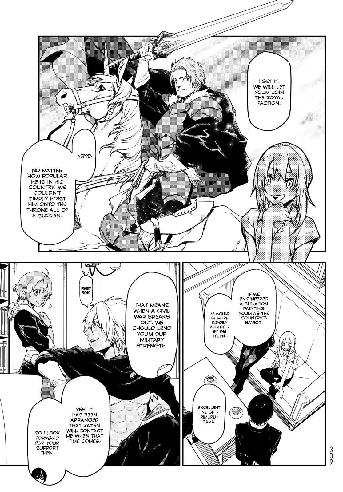 Tensei shitara Slime Datta Ken, Chapter 88 image 31