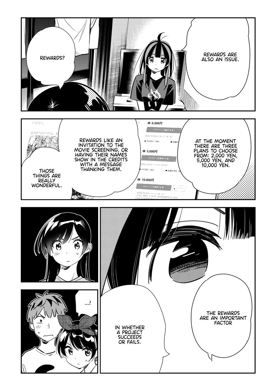 Kanojo Okarishimasu, Chapter 119 image 011