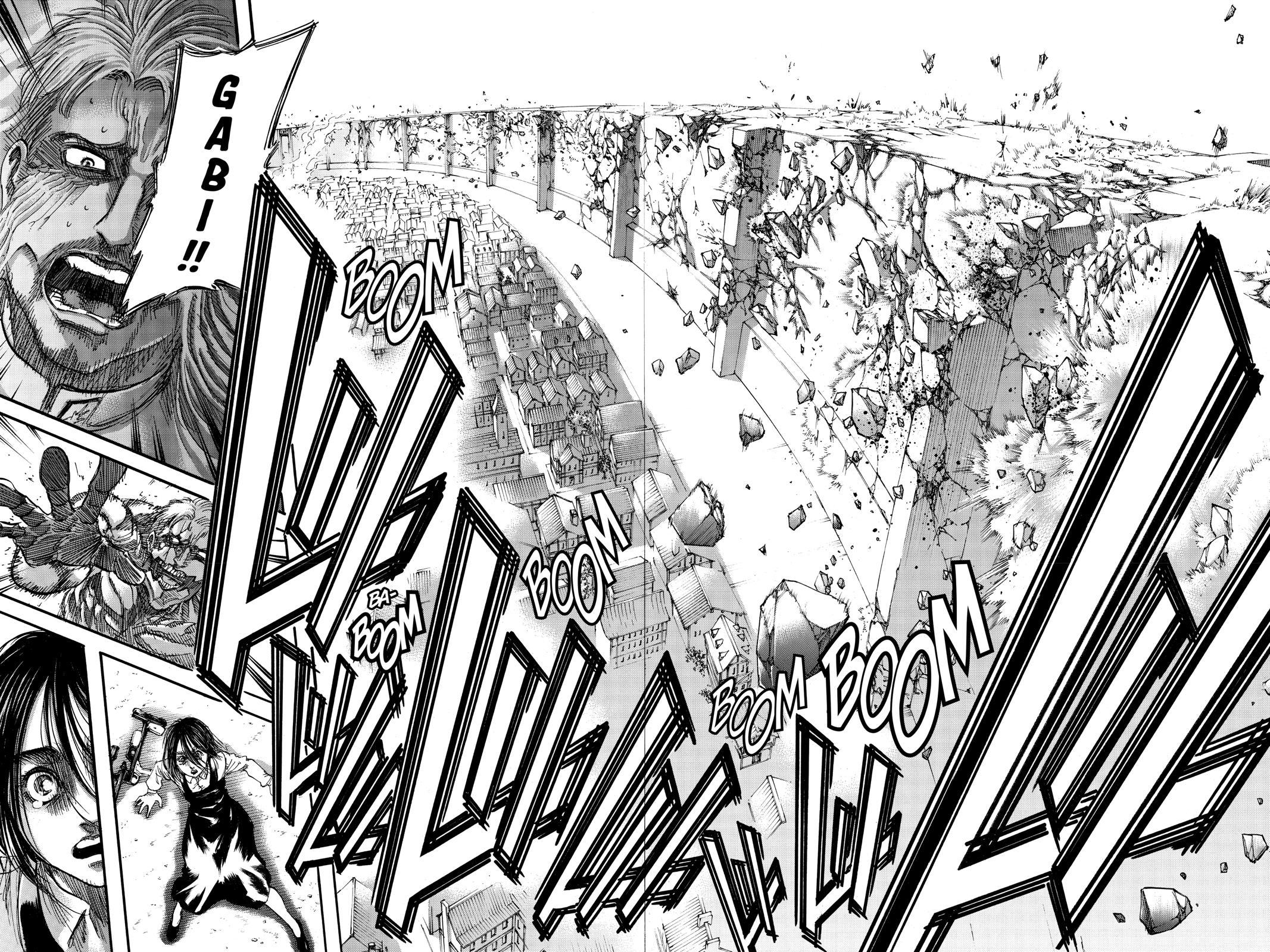 Attack On Titan, Episode 122 image 037