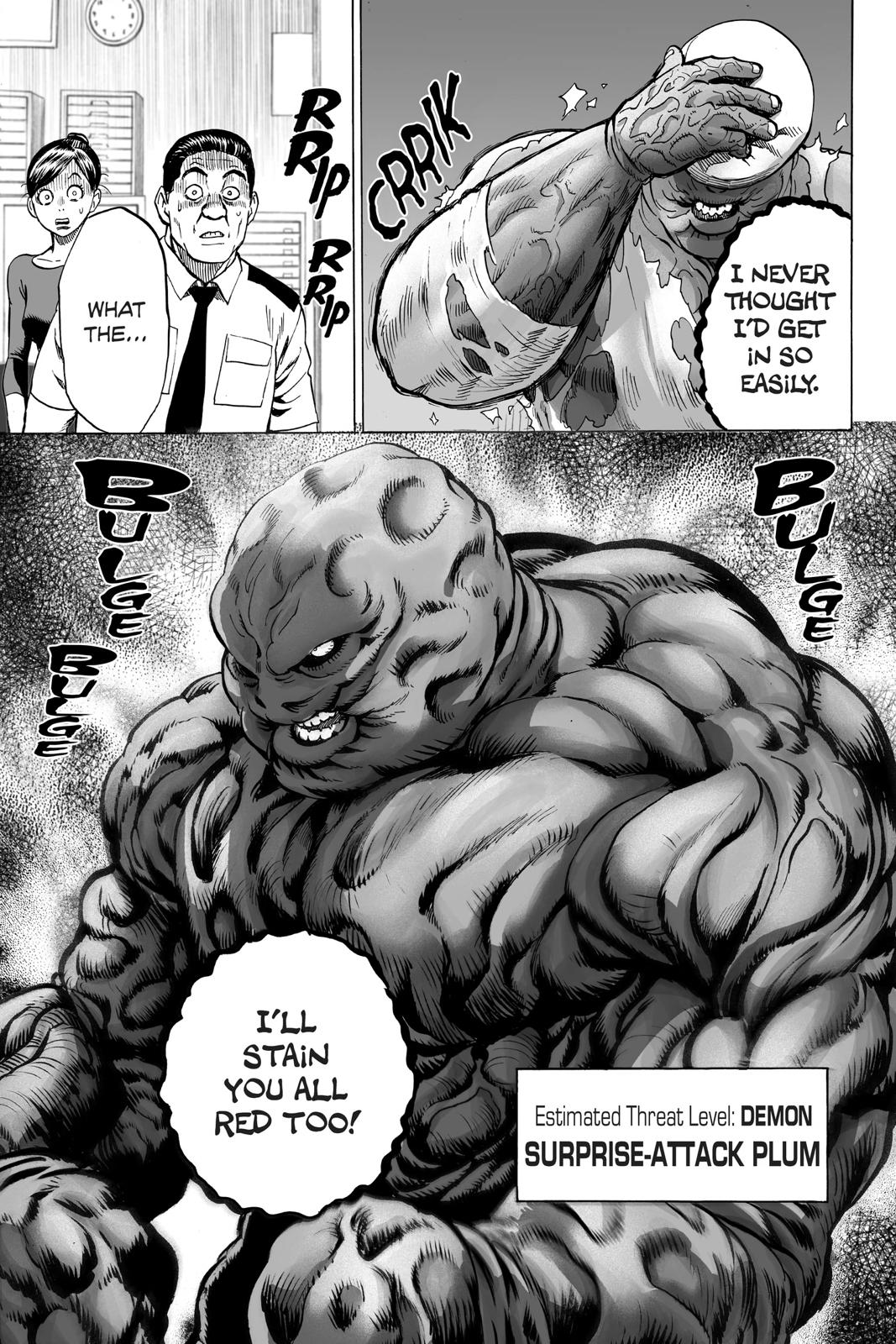 One-Punch Man, Chapter 37.7 image 009