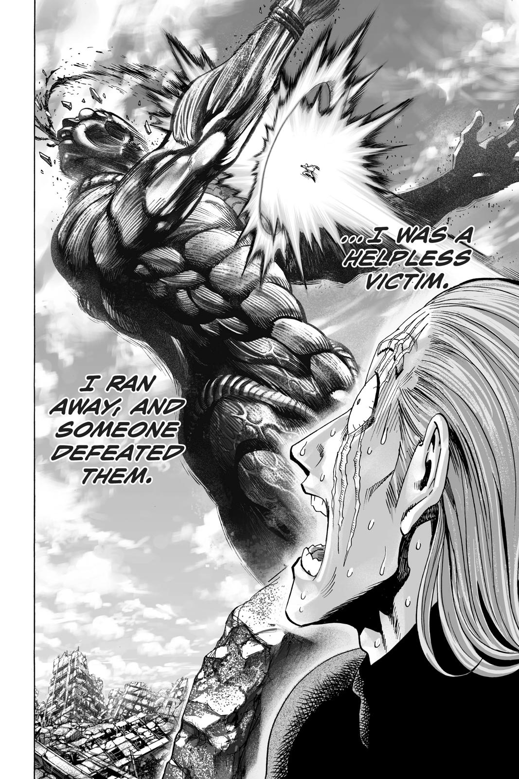 One-Punch Man, Chapter 39 image 004