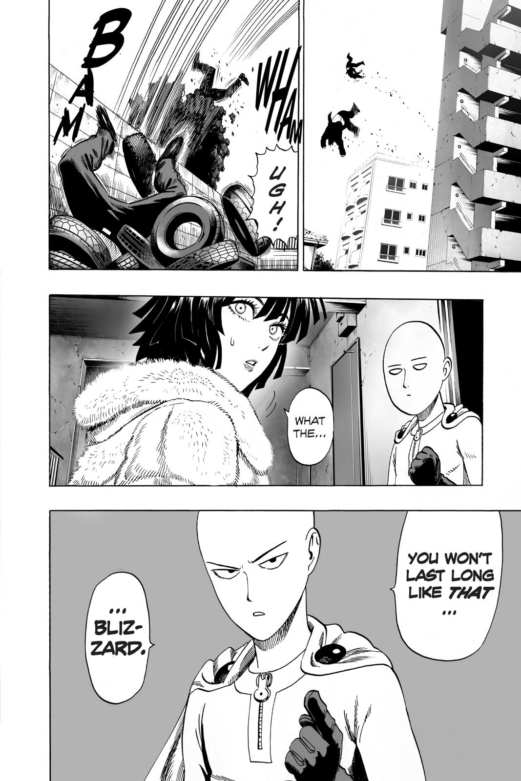 One-Punch Man, Chapter 42 image 021