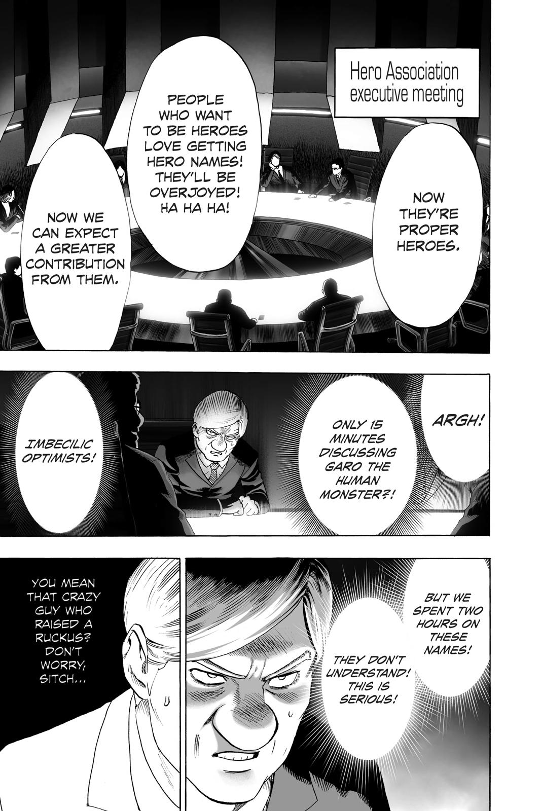 One-Punch Man, Chapter 45 image 021