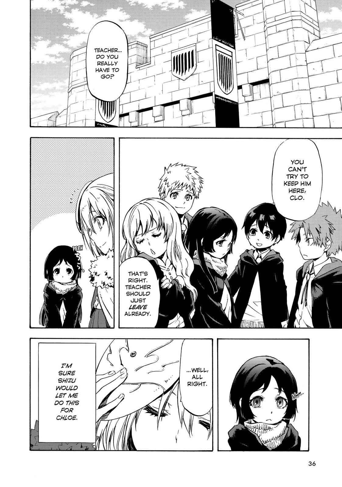 Tensei shitara Slime Datta Ken, Chapter 54 image 010