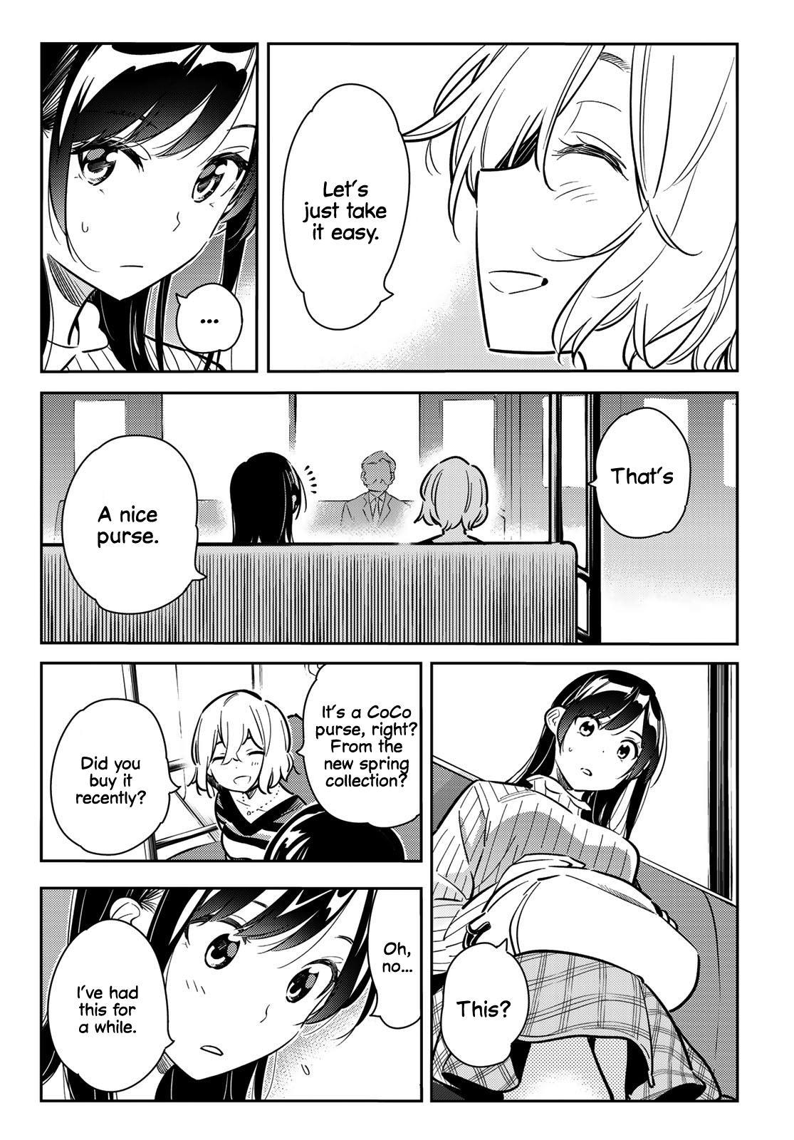 Kanojo Okarishimasu, Chapter 77 image 008