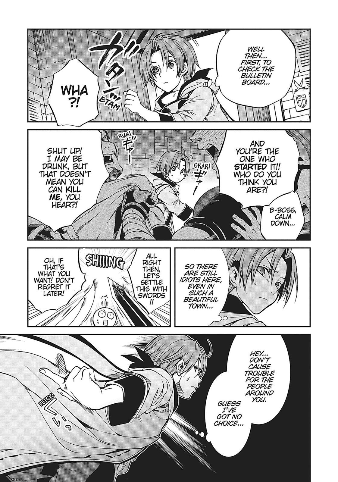 Mushoku Tensei, Chapter 33 image 025