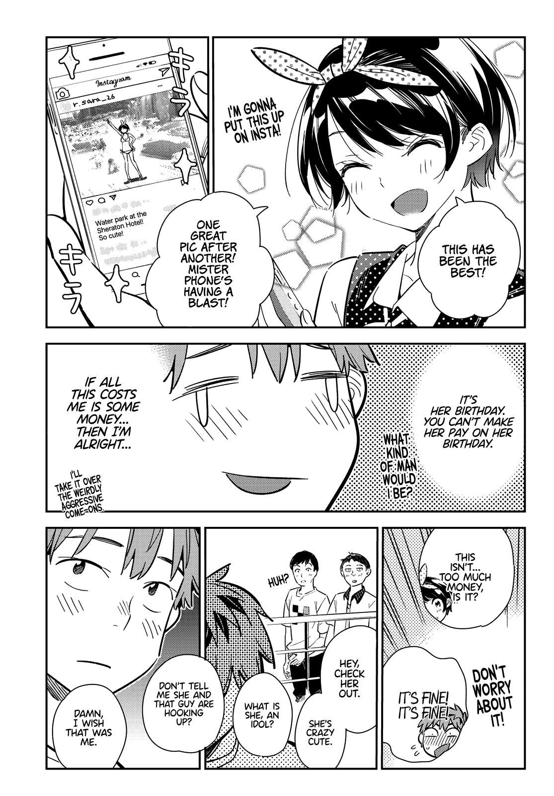 Kanojo Okarishimasu, Chapter 141 image 008