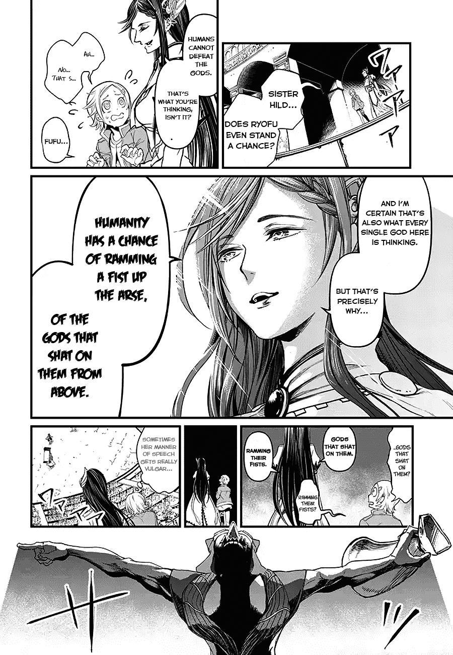 Shuumatsu no Valkyrie, Chapter 2 image 009