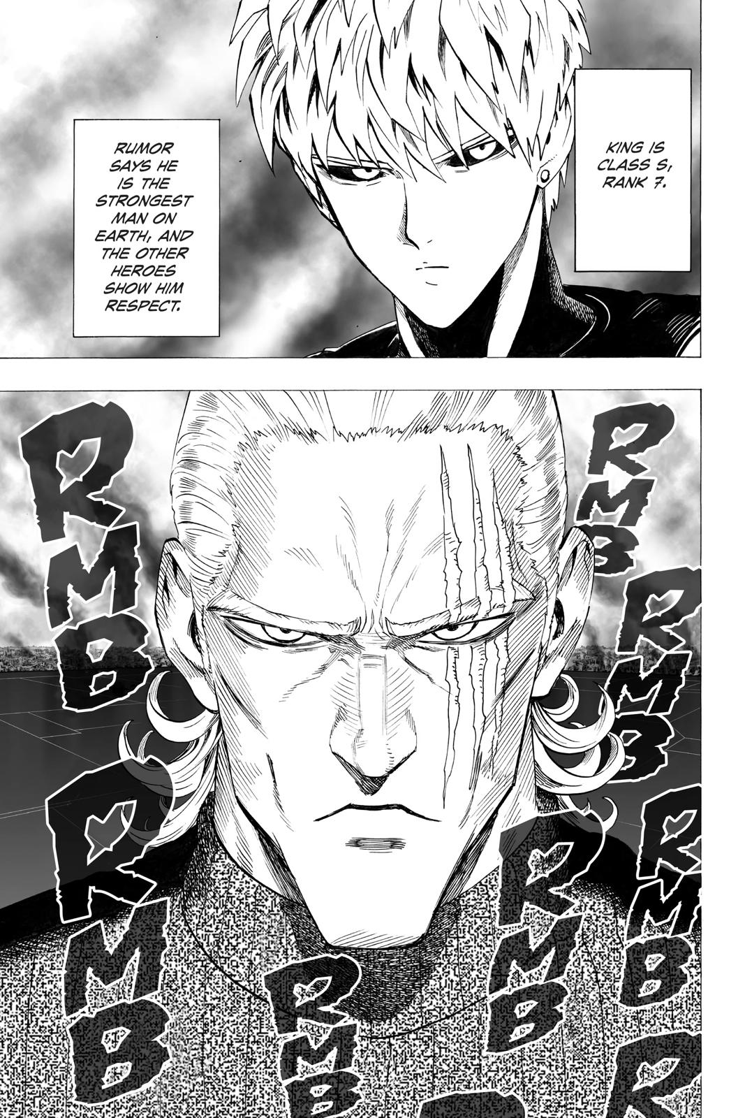 One-Punch Man, Chapter 32 image 039