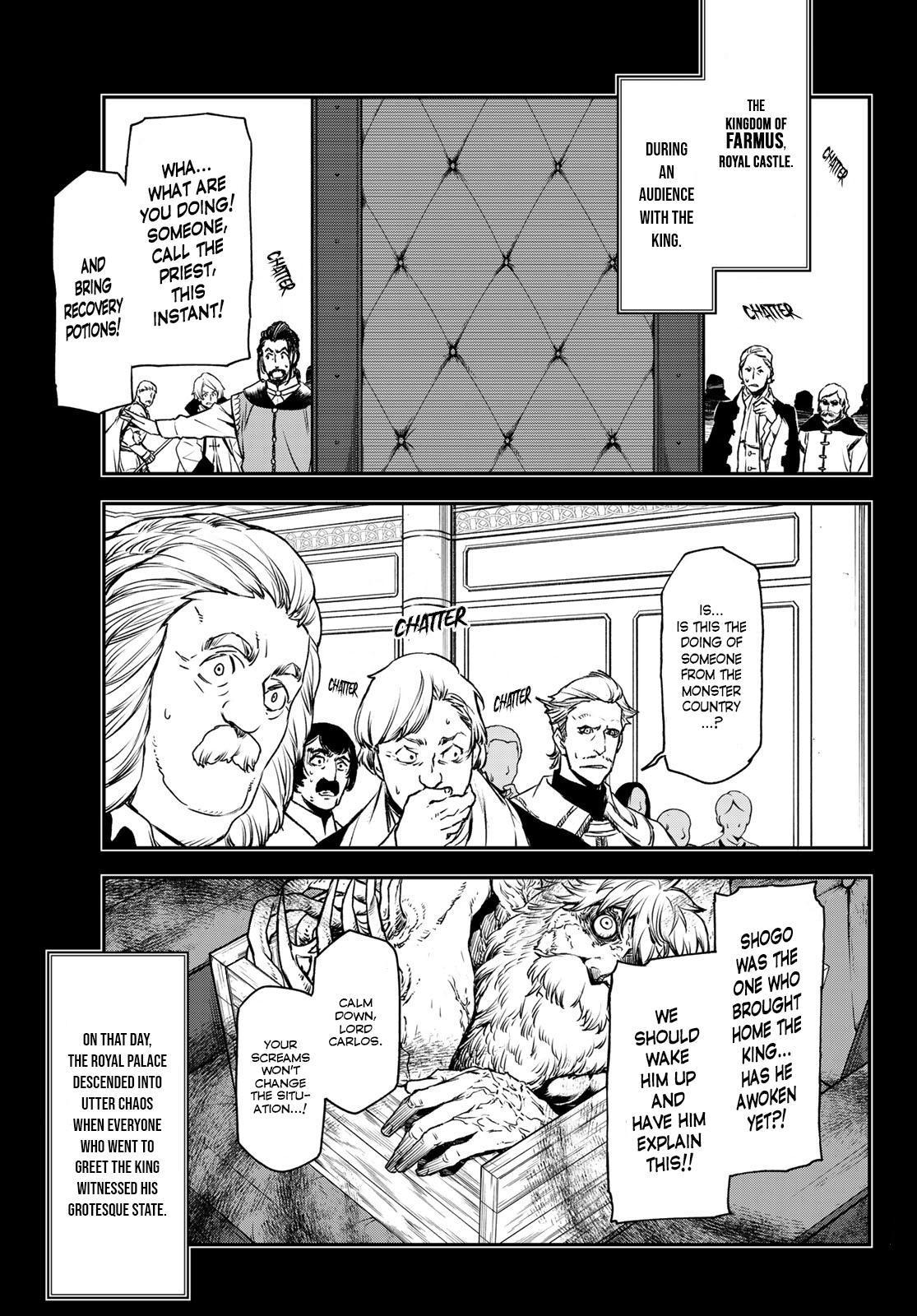Tensei shitara Slime Datta Ken, Chapter 88 image 03