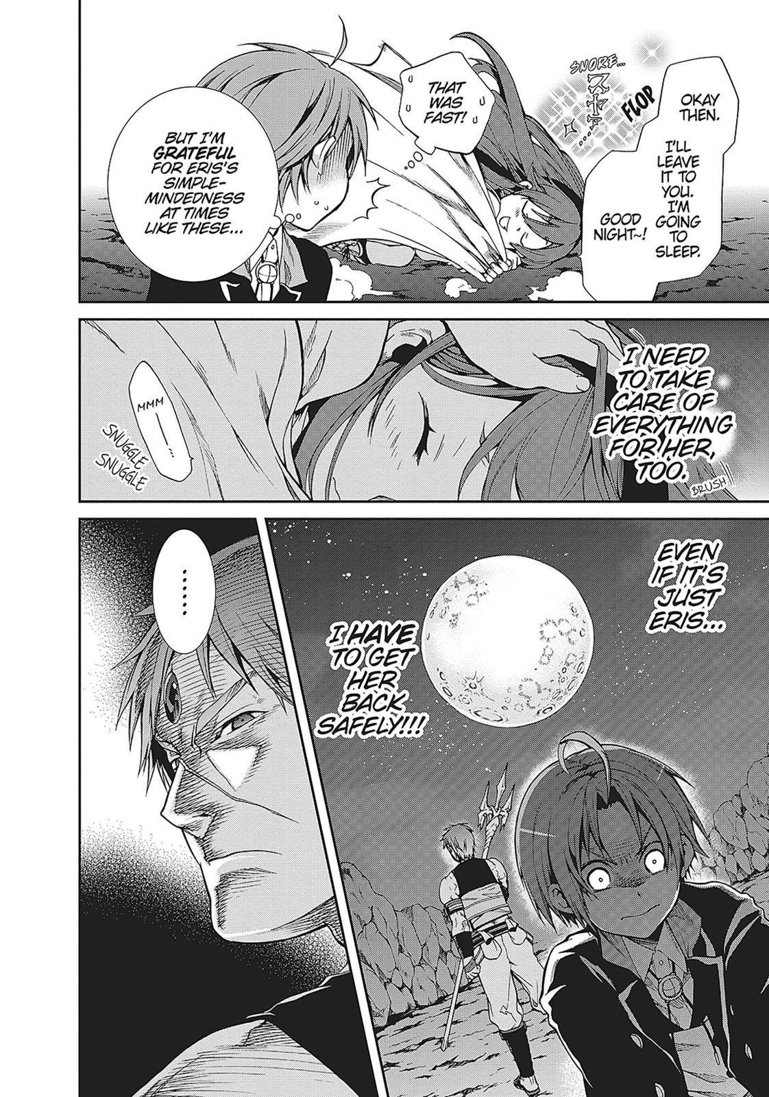 Mushoku Tensei, Chapter 18 image 029