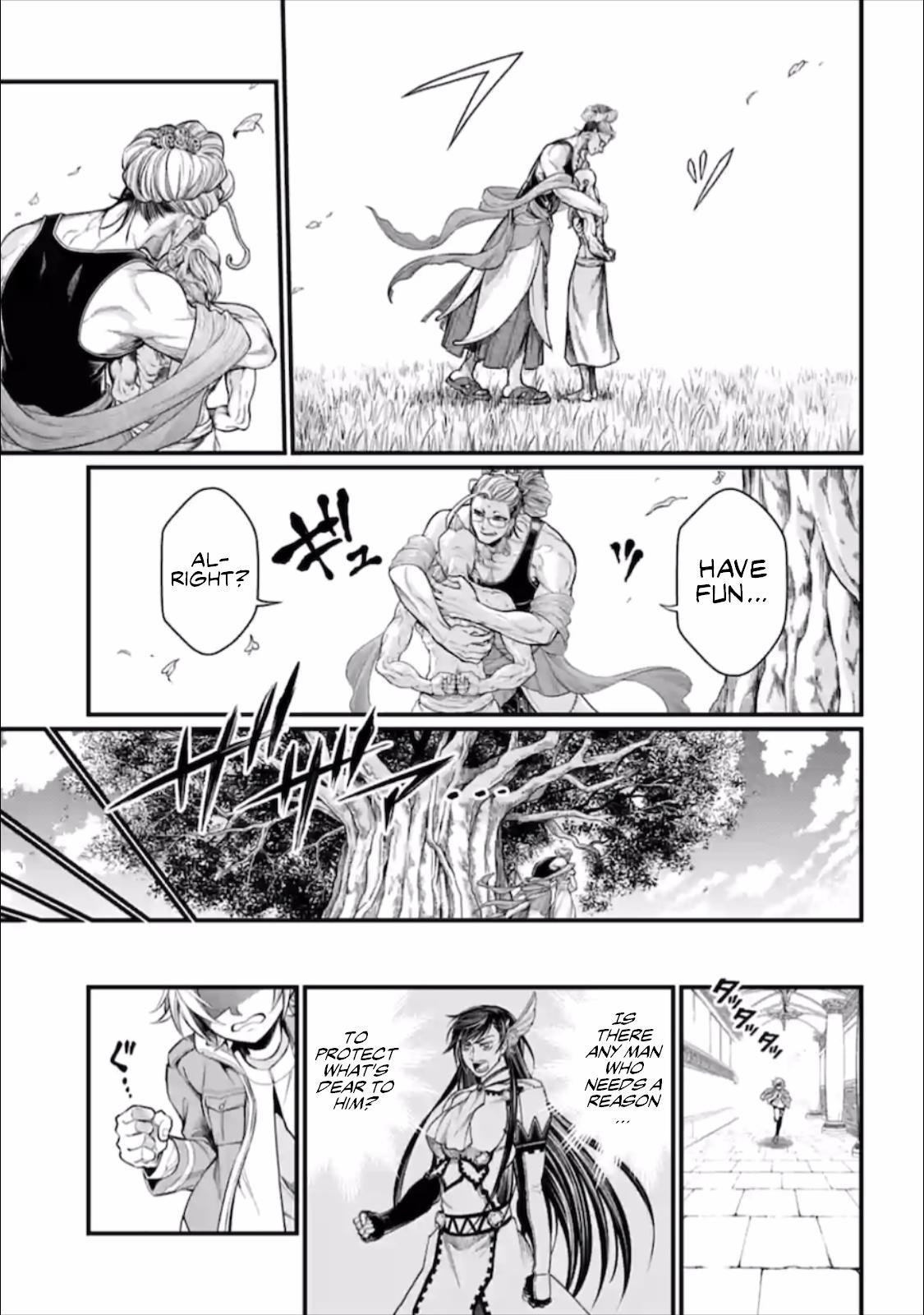 Shuumatsu no Valkyrie, Chapter 43 image 006