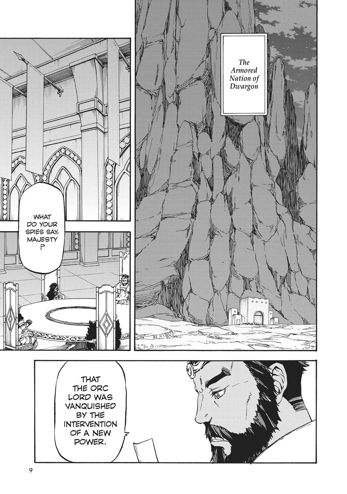 Tensei shitara Slime Datta Ken, Chapter 28 image 008