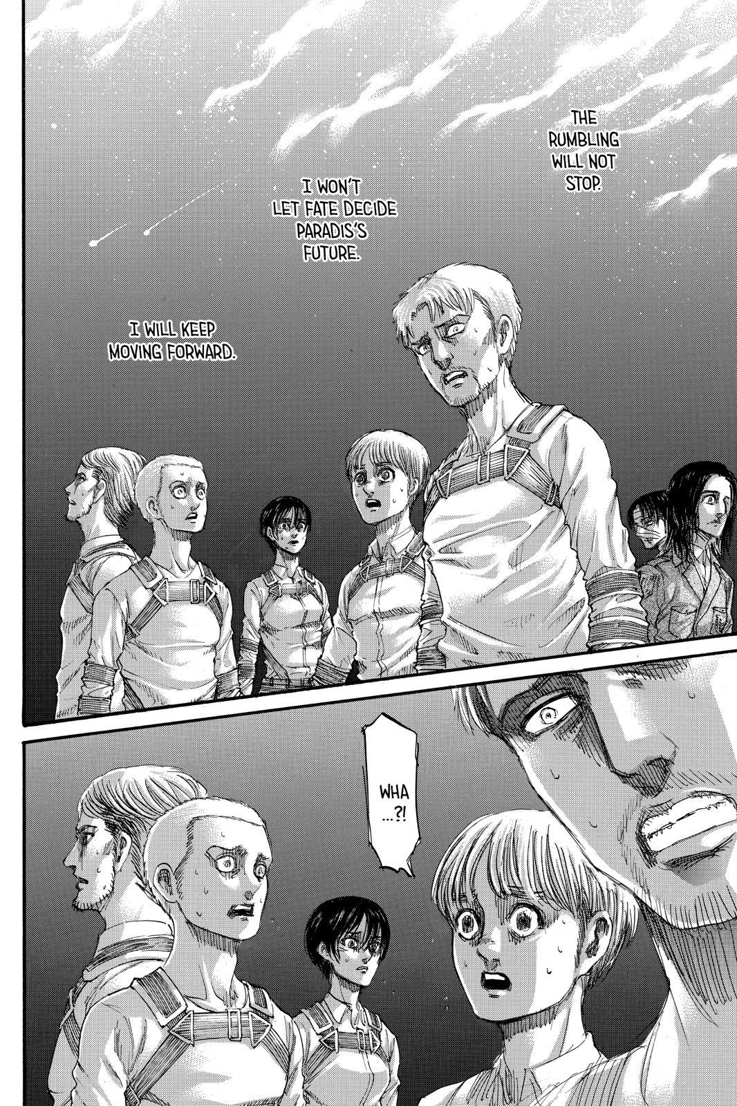 Attack On Titan, Episode 133 image 018