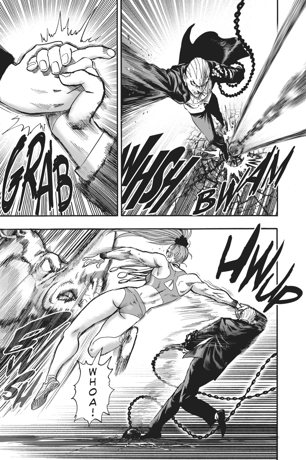 One-Punch Man, Chapter 96 image 100