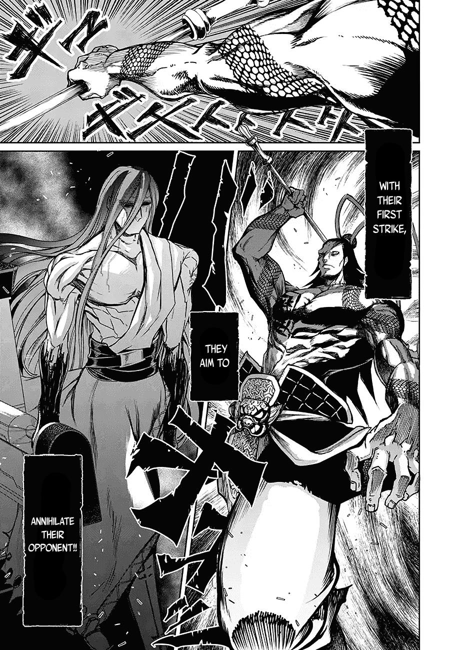 Shuumatsu no Valkyrie, Chapter 2 image 016