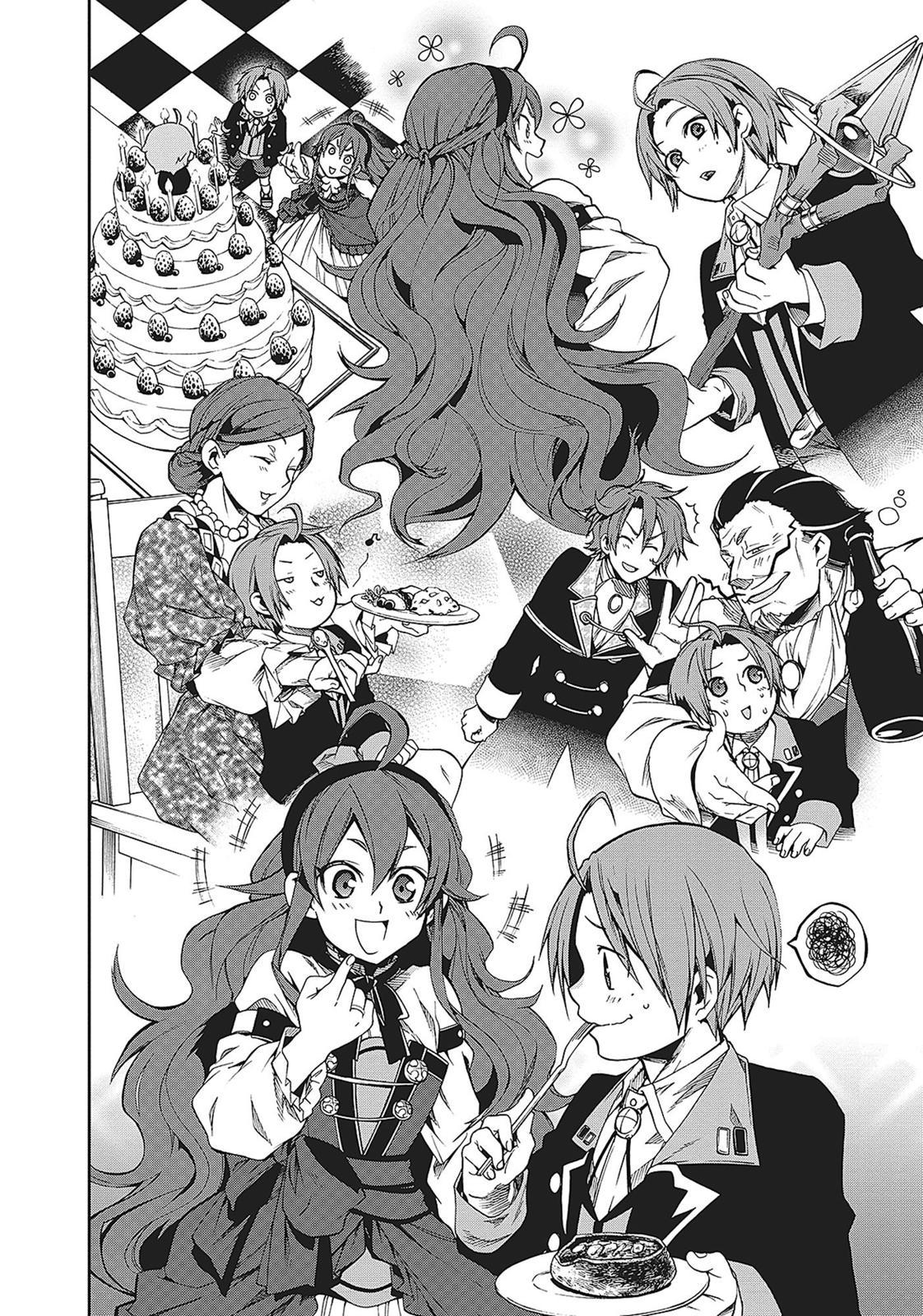 Mushoku Tensei, Chapter 14 image 023