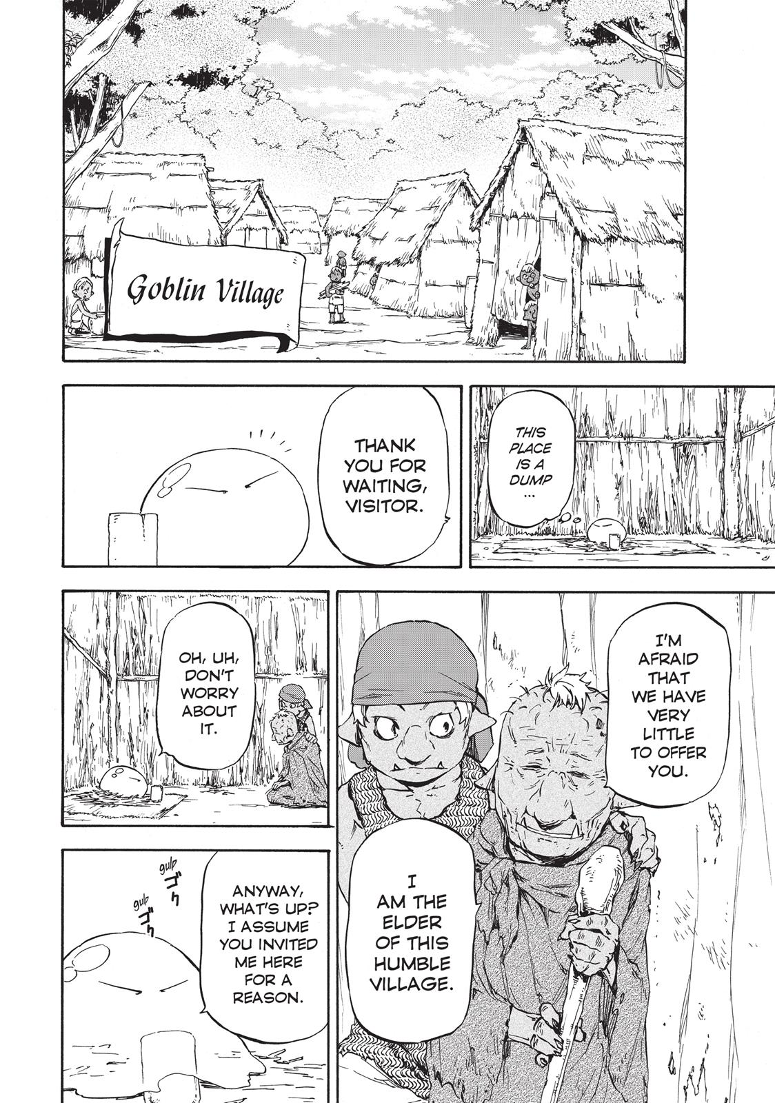 Tensei shitara Slime Datta Ken, Chapter 2 image 027