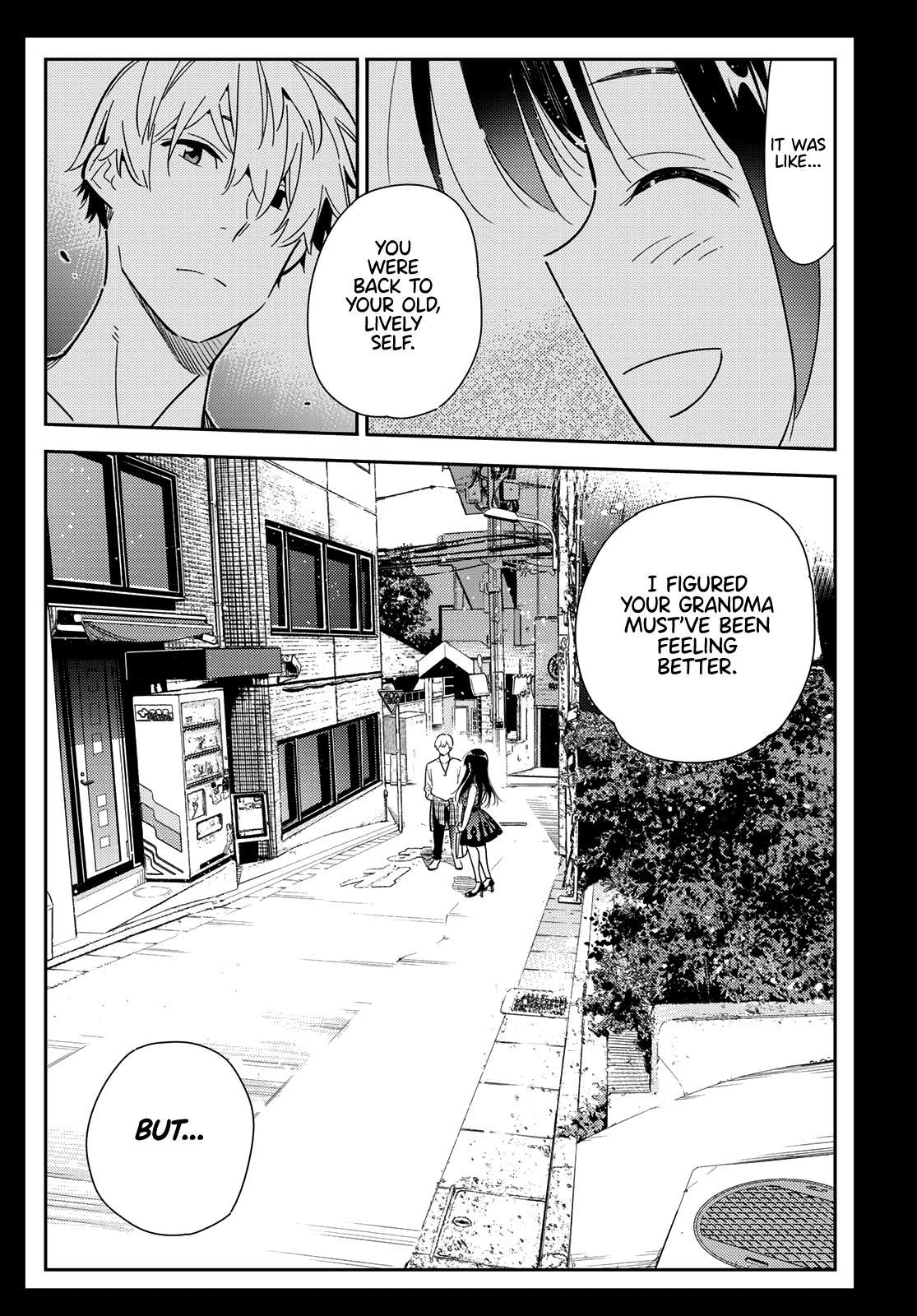 Kanojo Okarishimasu, Chapter 127 image 005
