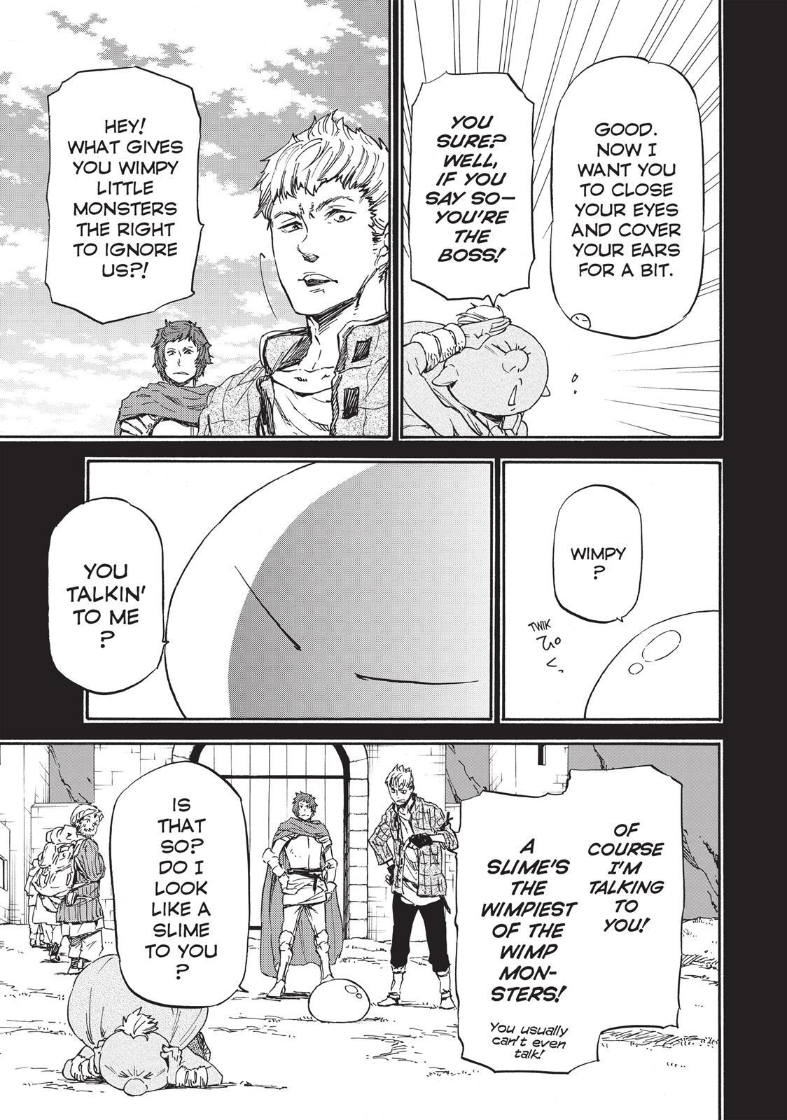 Tensei shitara Slime Datta Ken, Chapter 5 image 005