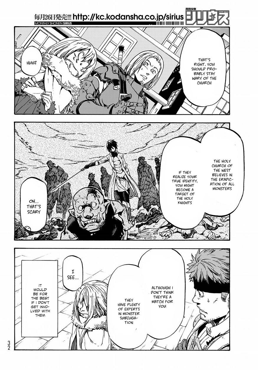 Tensei shitara Slime Datta Ken, Chapter 46 image 017