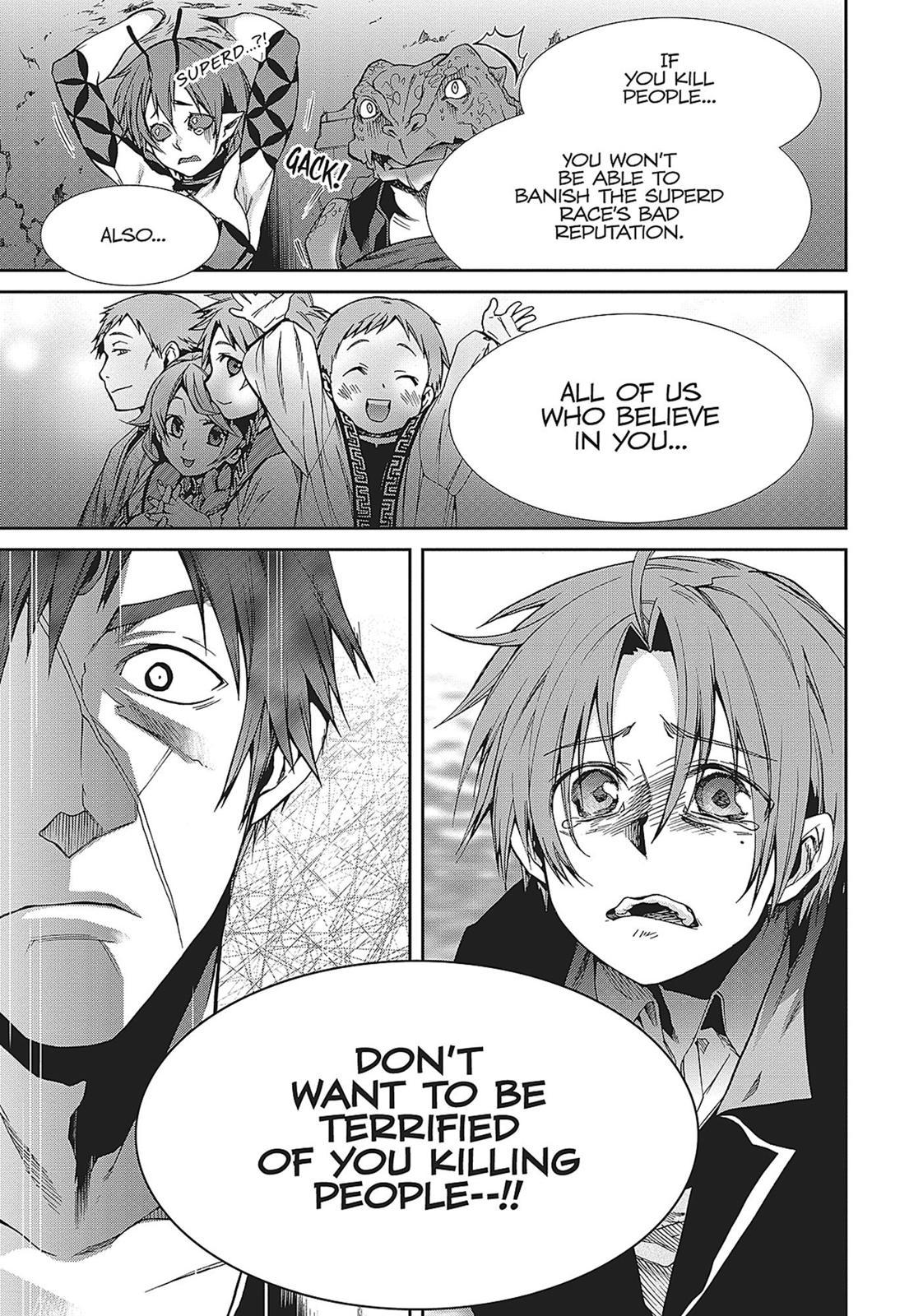 Mushoku Tensei, Chapter 23 image 024