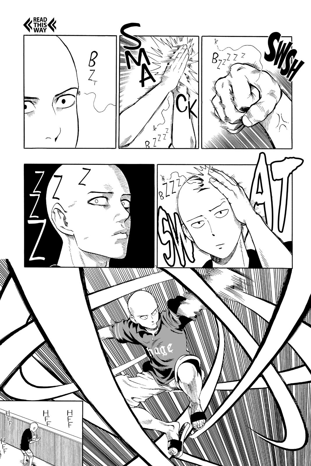One-Punch Man, Chapter 5 image 005