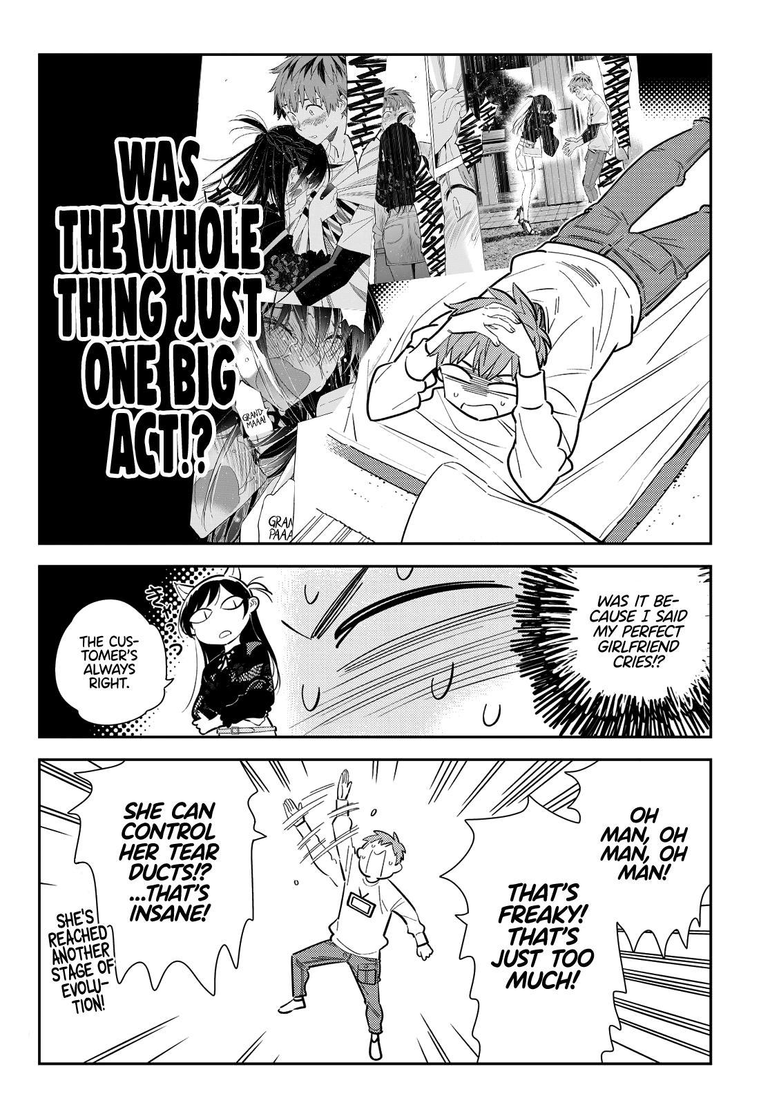 Kanojo Okarishimasu, Chapter 166 image 015