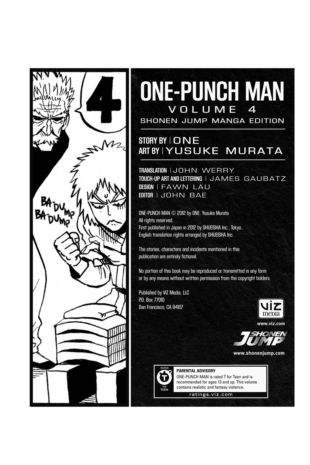 One-Punch Man, Chapter 24.5 image 032