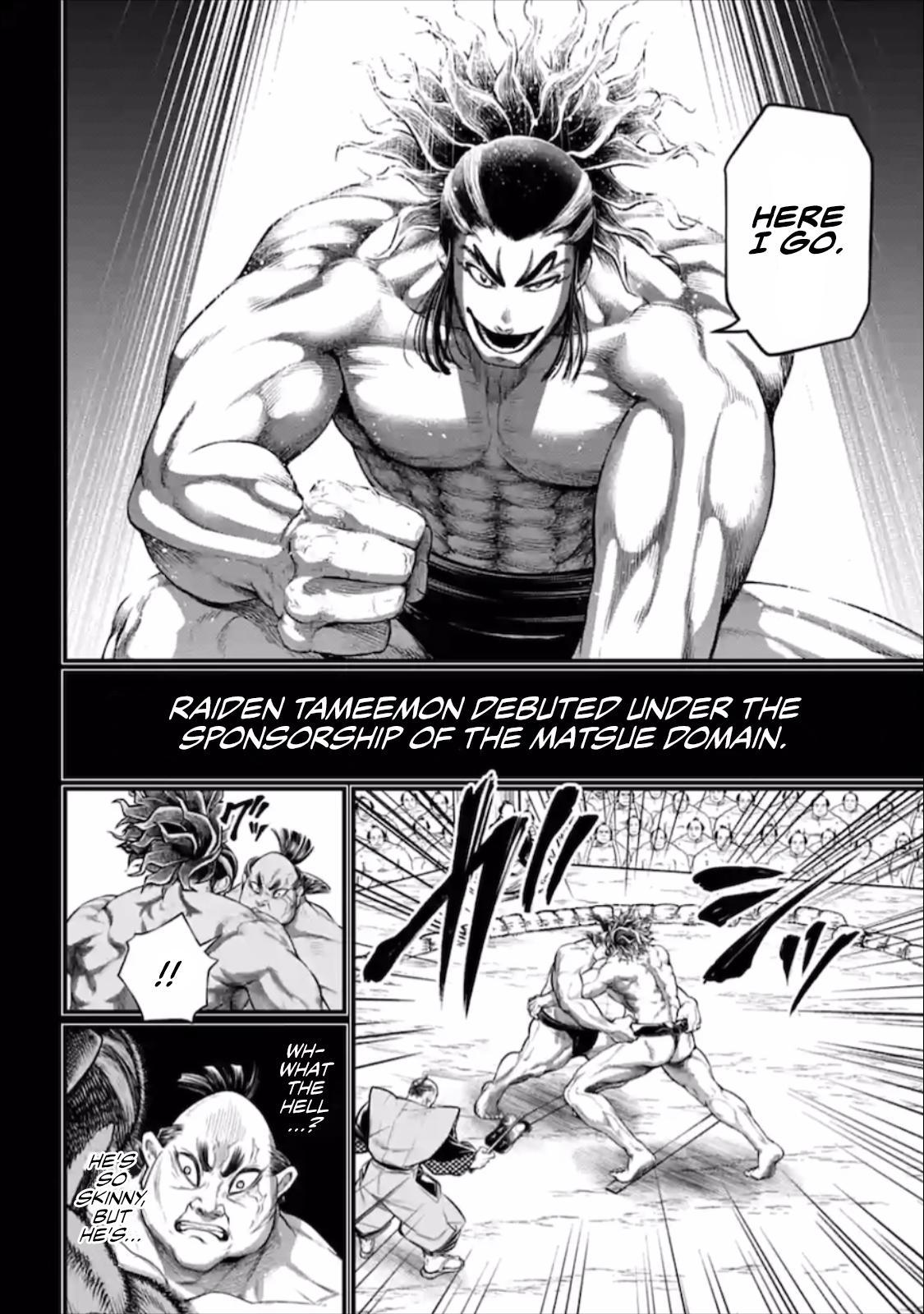 Shuumatsu no Valkyrie, Chapter 39 image 037