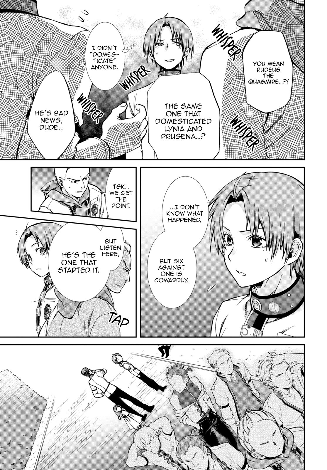 Mushoku Tensei, Chapter 63 image 007