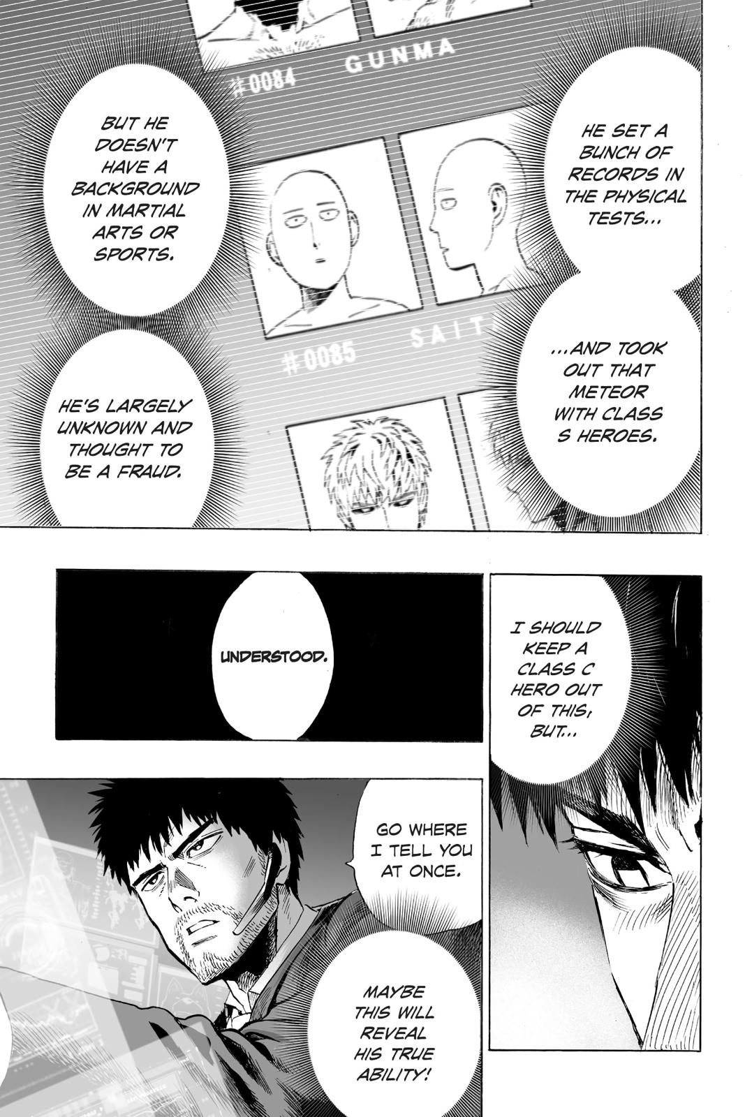 One-Punch Man, Chapter 26 image 005