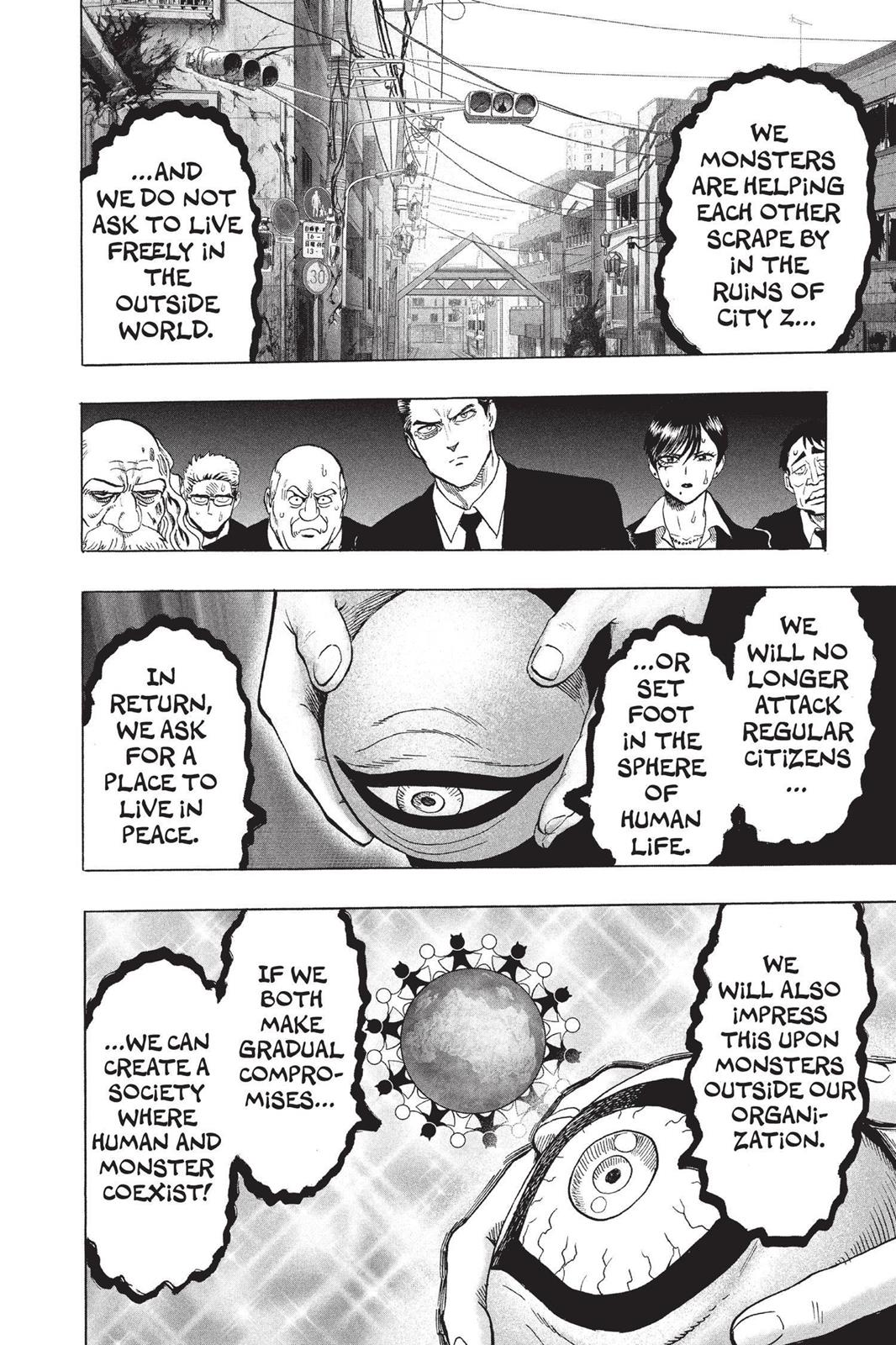 One-Punch Man, Chapter 79 image 012