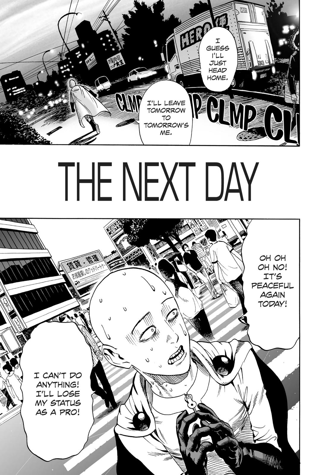 One-Punch Man, Chapter 18 image 017