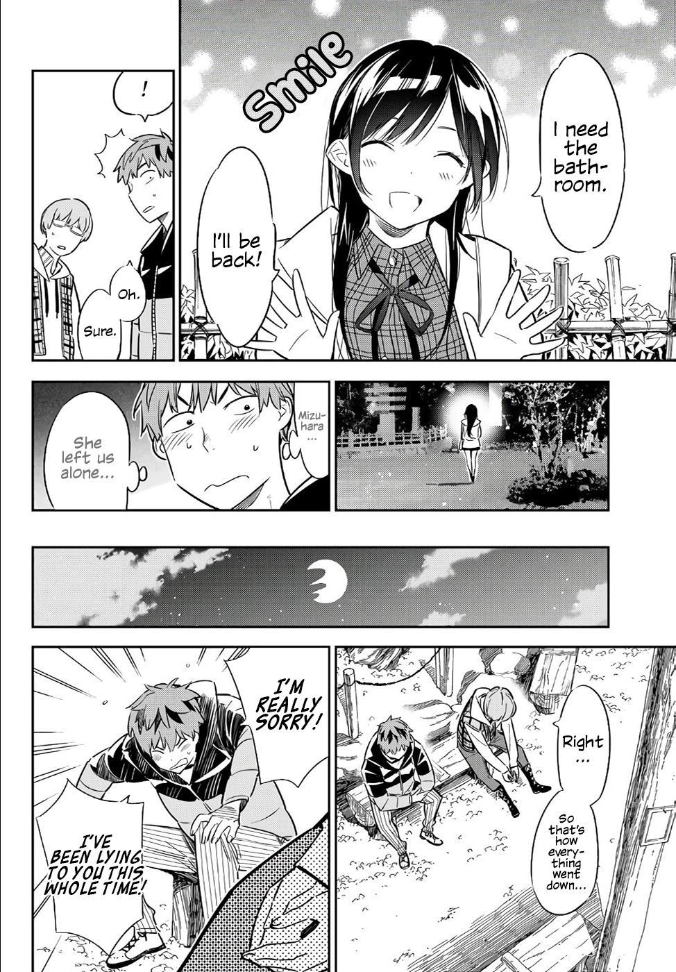 Kanojo Okarishimasu, Chapter 39 image 007