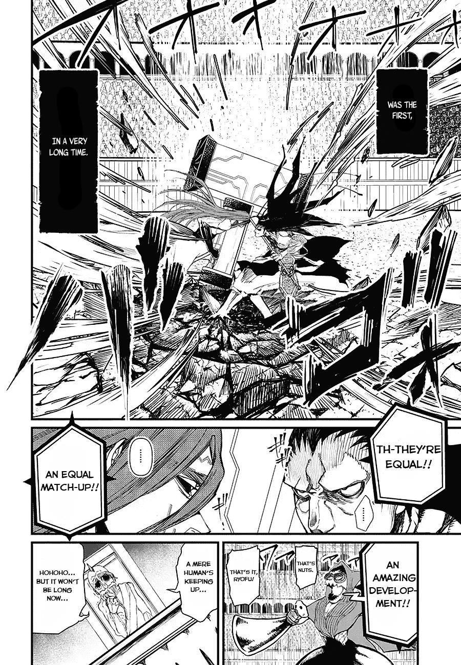 Shuumatsu no Valkyrie, Chapter 2 image 021
