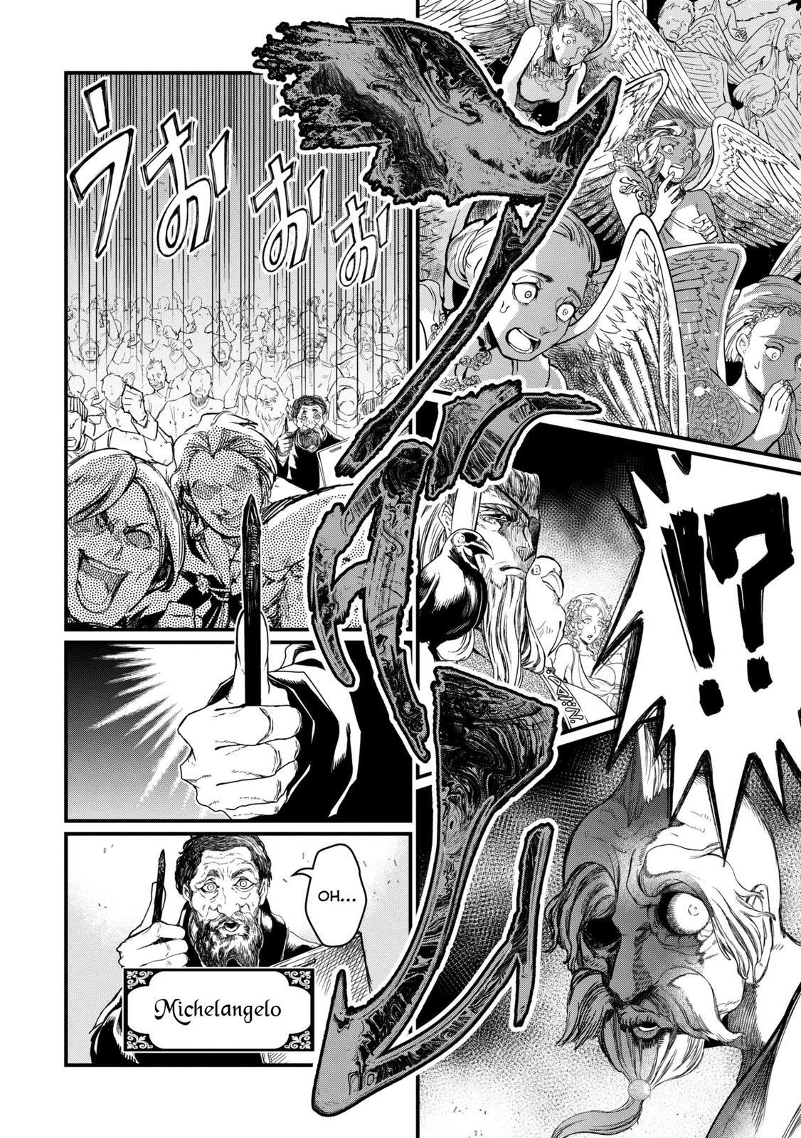 Shuumatsu no Valkyrie, Chapter 7 image 032