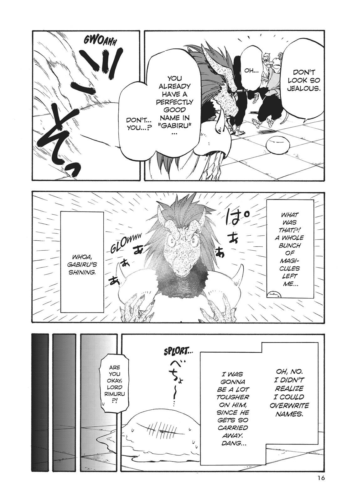Tensei shitara Slime Datta Ken, Chapter 28 image 015