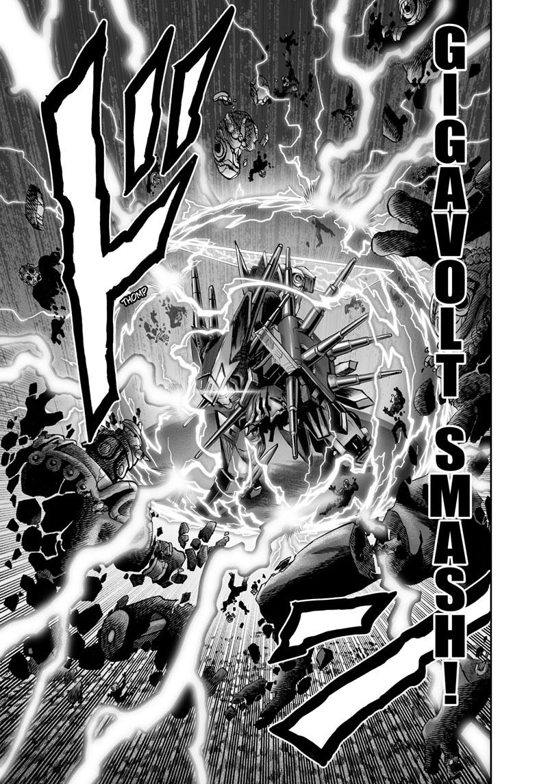 One-Punch Man, Chapter 98 Mag image 032