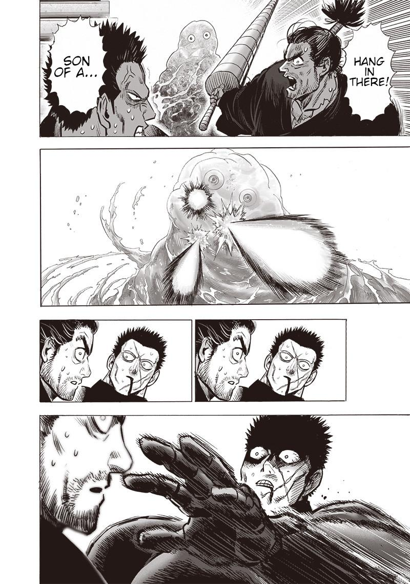 One-Punch Man, Redraw 111.5 image 016