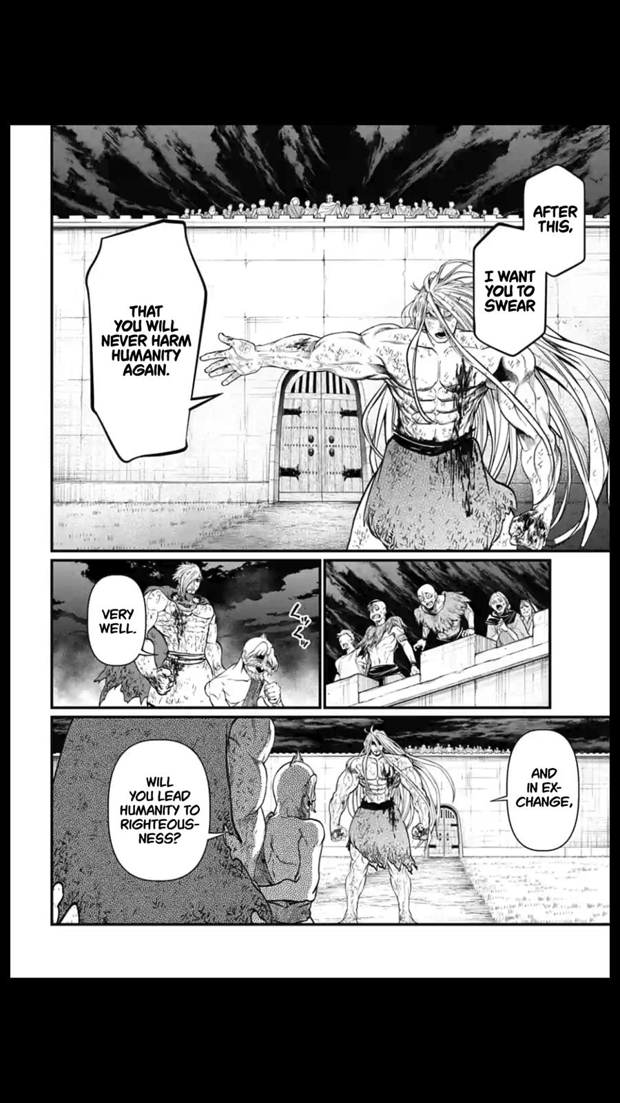 Shuumatsu no Valkyrie, Chapter 23 image 028