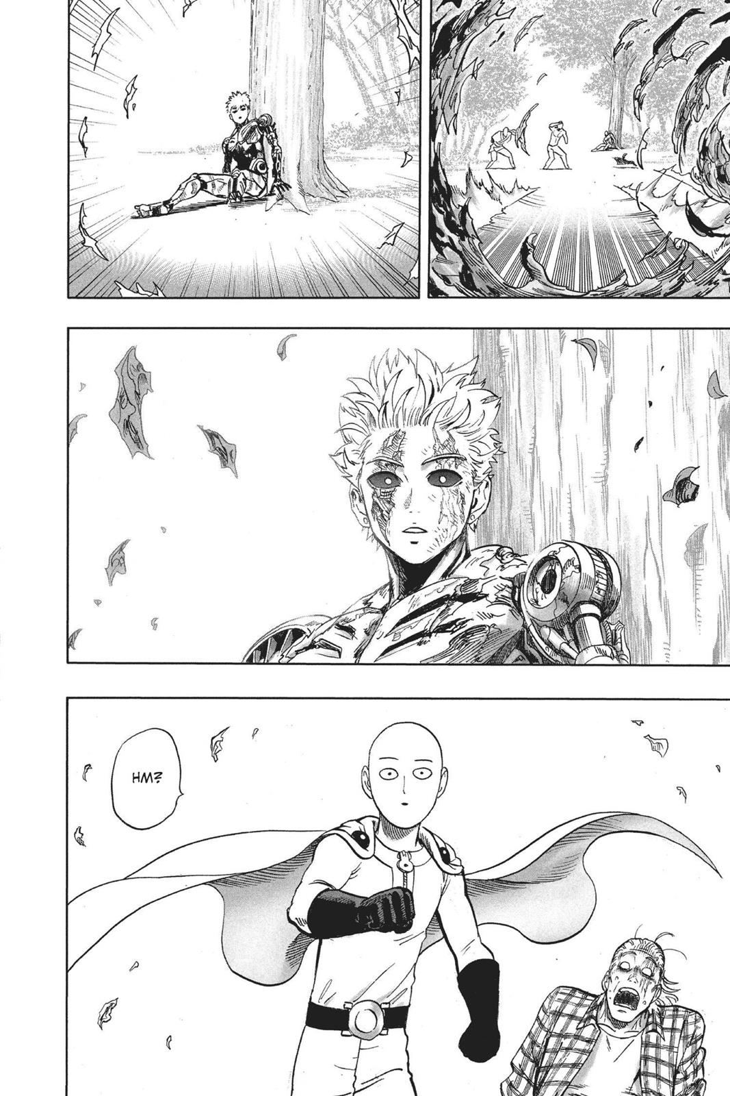 One-Punch Man, Chapter 85 image 110