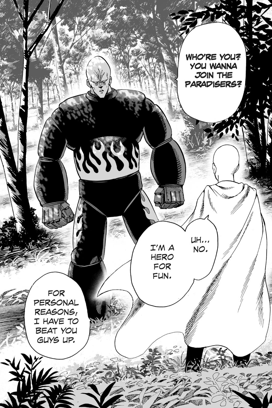 One-Punch Man, Chapter 14 image 003