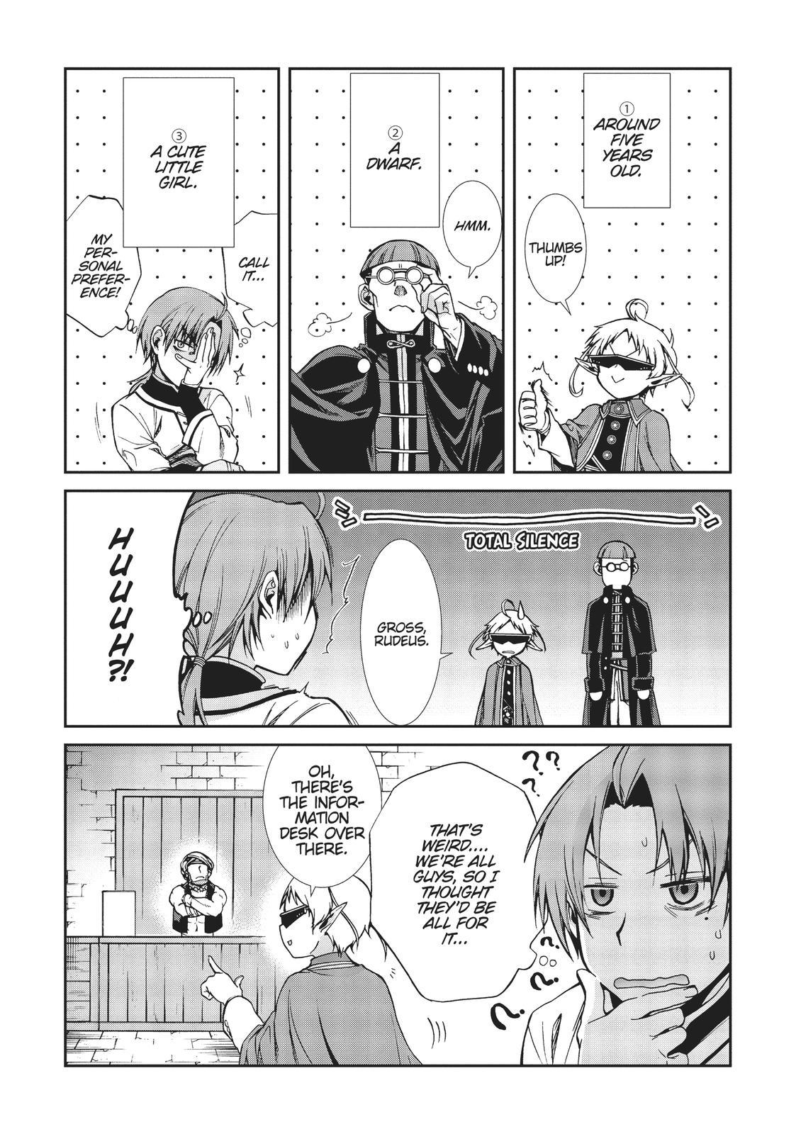 Mushoku Tensei, Chapter 58 image 021