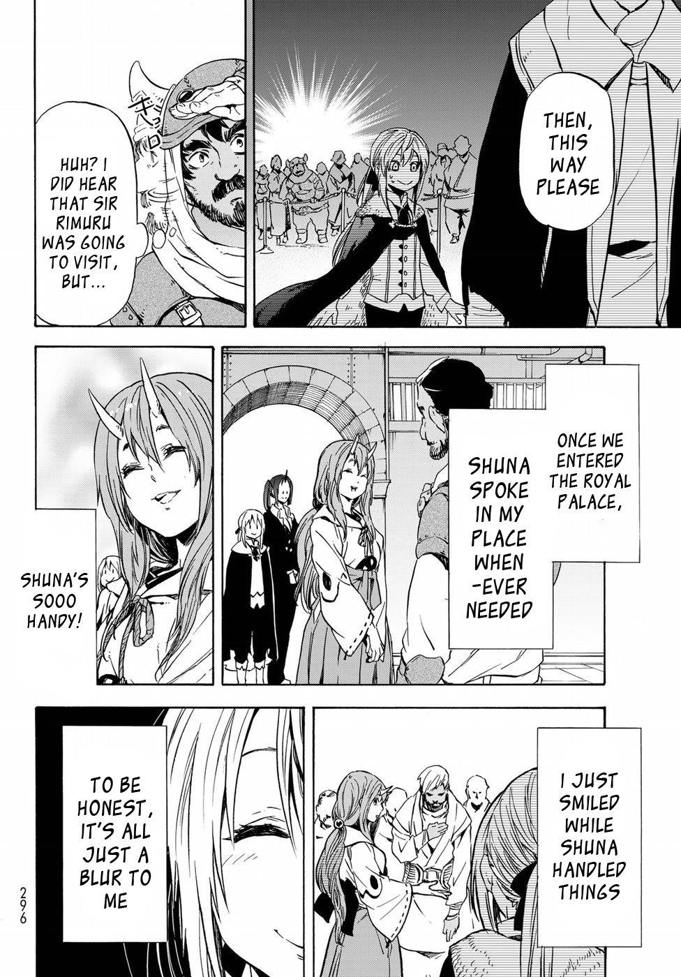 Tensei shitara Slime Datta Ken, Chapter 41 image 021