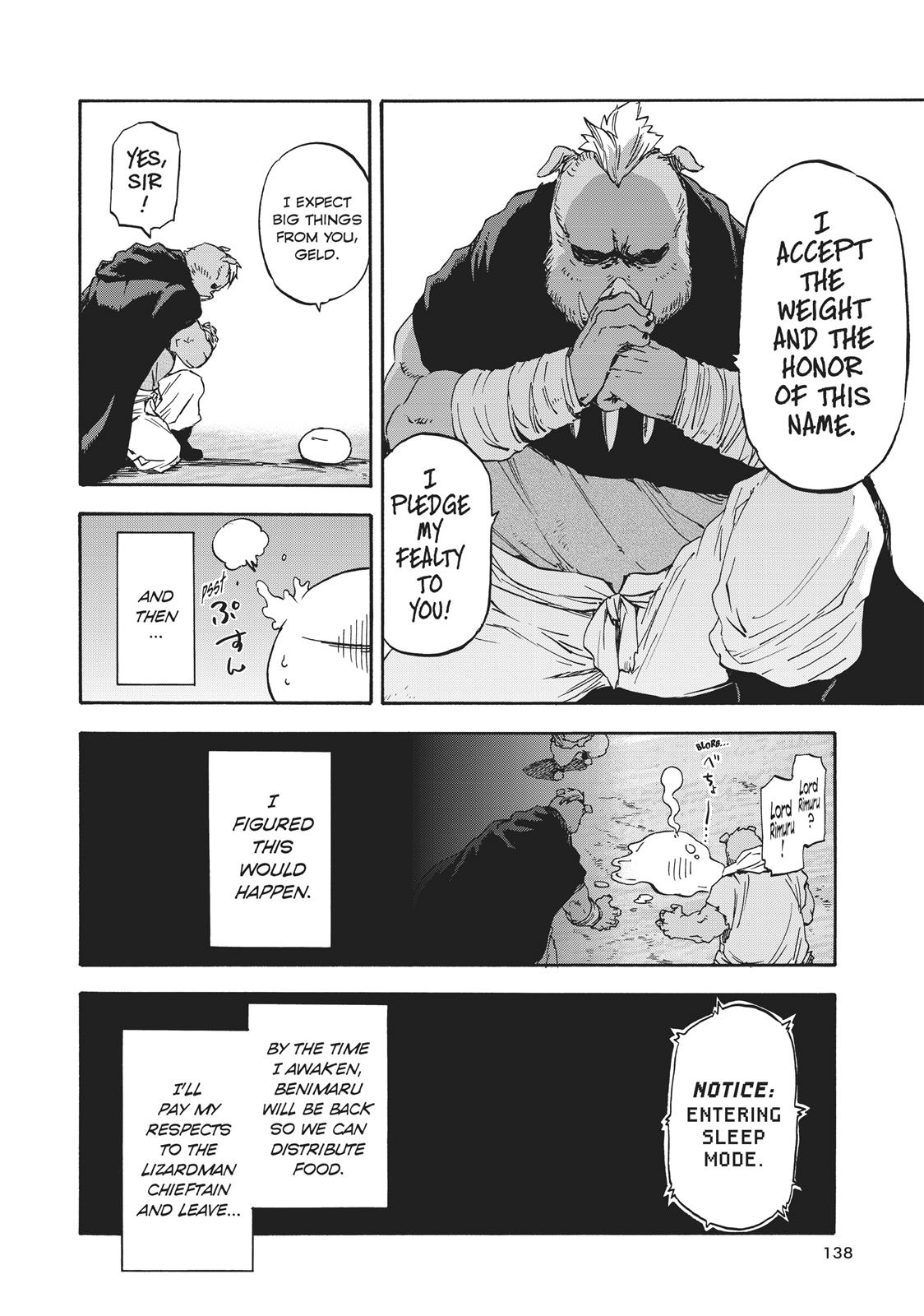 Tensei shitara Slime Datta Ken, Chapter 27 image 010