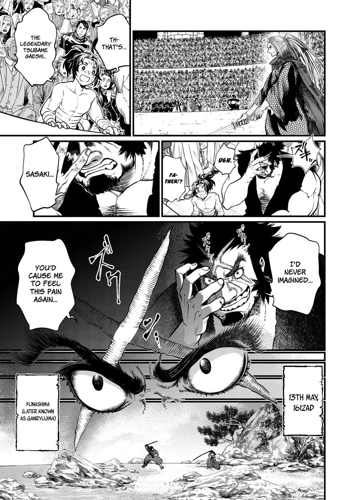 Shuumatsu no Valkyrie, Chapter 17 image 018