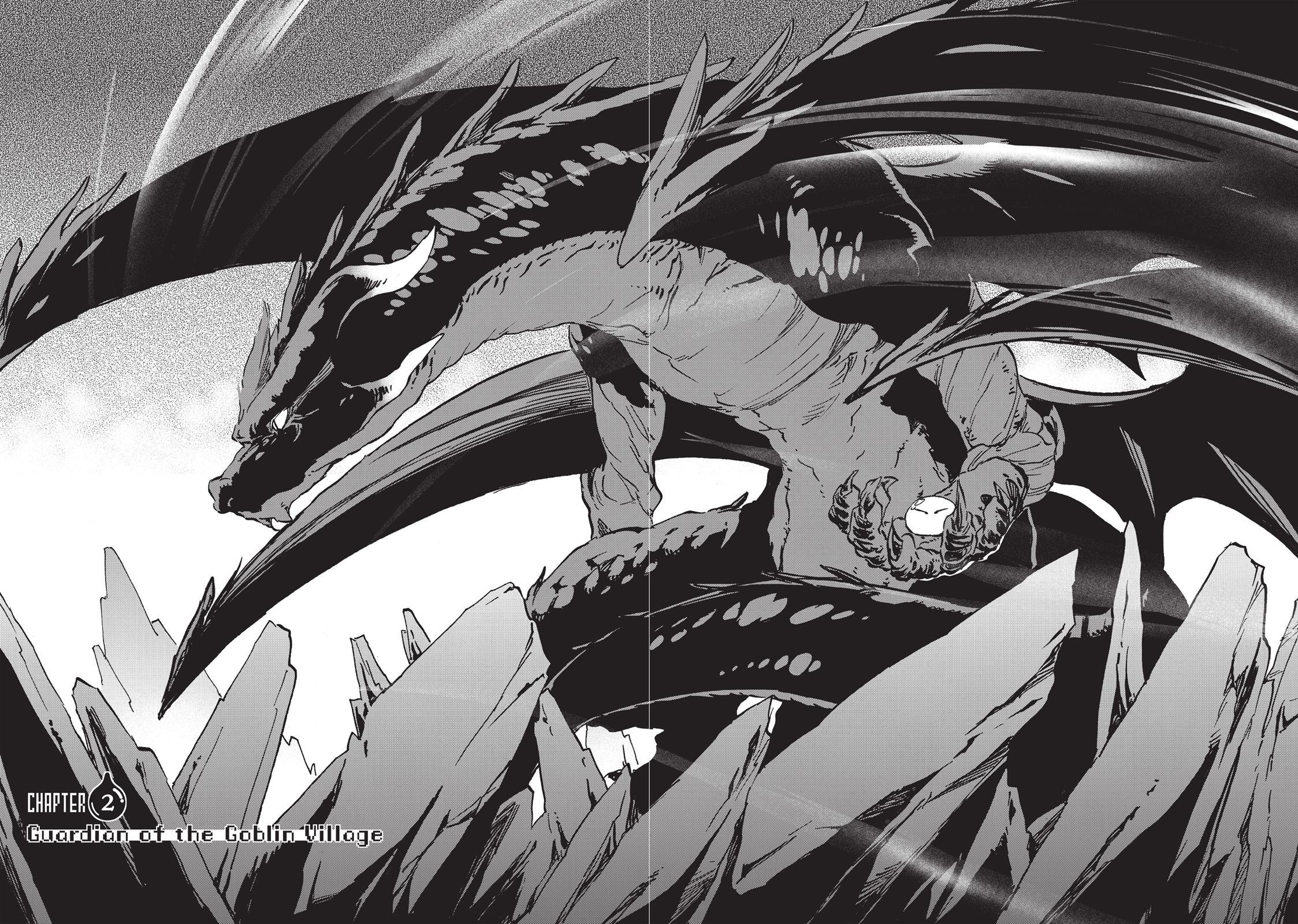 Tensei shitara Slime Datta Ken, Chapter 2 image 004