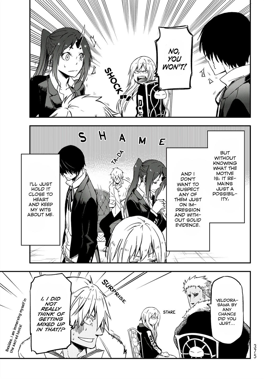 Tensei shitara Slime Datta Ken, Chapter 75 image 027